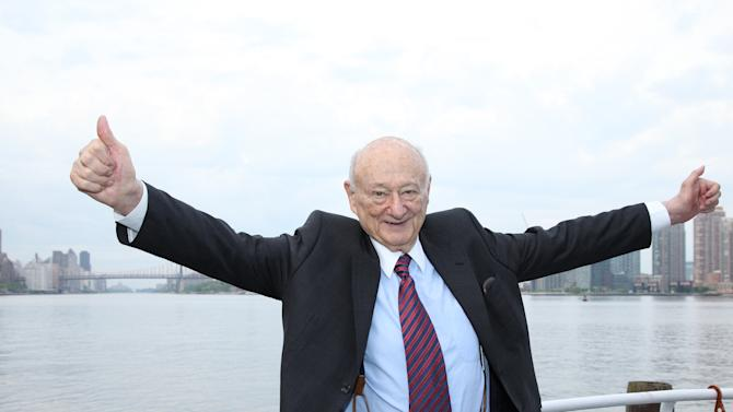 Queensboro Bridge Renamed In Honor Of Ed Koch