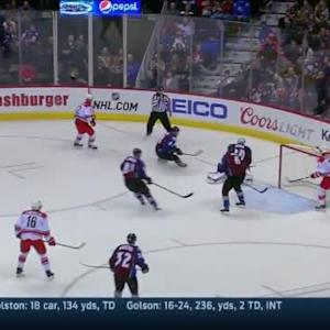 Reto Berra Save on Eric Staal (15:51/1st)