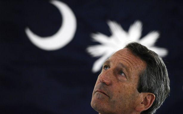 Somehow, Mark Sanford Is Ahead in the Polls and Could Actually Win