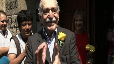Famed Colombian Novelist Garcia Marquez Turns 87