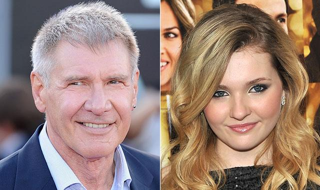 Harrison Ford, Abigail Breslin Join 'Ender's Game'