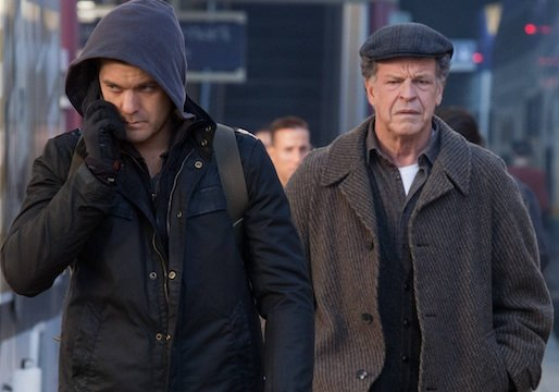 Fringe's John Noble Previews …