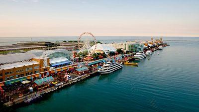 Navy Pier Ordinance Aims to Allow Alcohol Consumption in More Areas