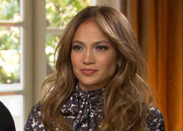 Jennifer Lopez speaks about 'Parker' with Access Hollywood, January 15, 2013 -- Access Hollywood