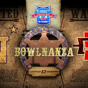 Poinsettia Bowl: Navy vs San Diego State