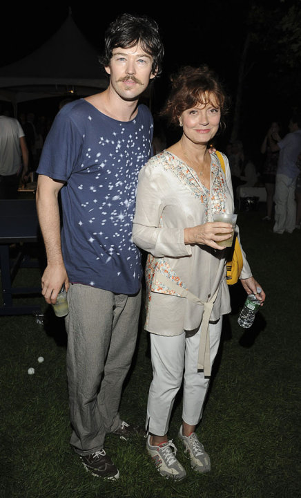 Jonathan Bricklin, Susan Sarandon