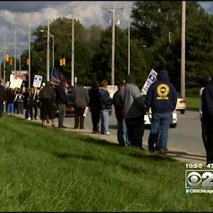 Ford Suppliers In Hammond, Ind. Go On Strike