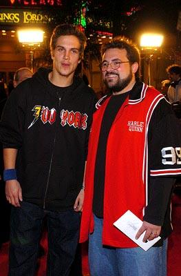 Premiere: Jason Mewes and Kevin Smith at the LA premiere of New Line's The Lord of the Rings: The Return of The King - 12/3/2003