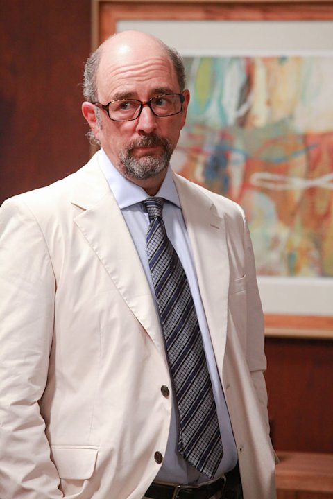 Richard Schiff stars as Harrison in &quot;House of Lies.&quot; 