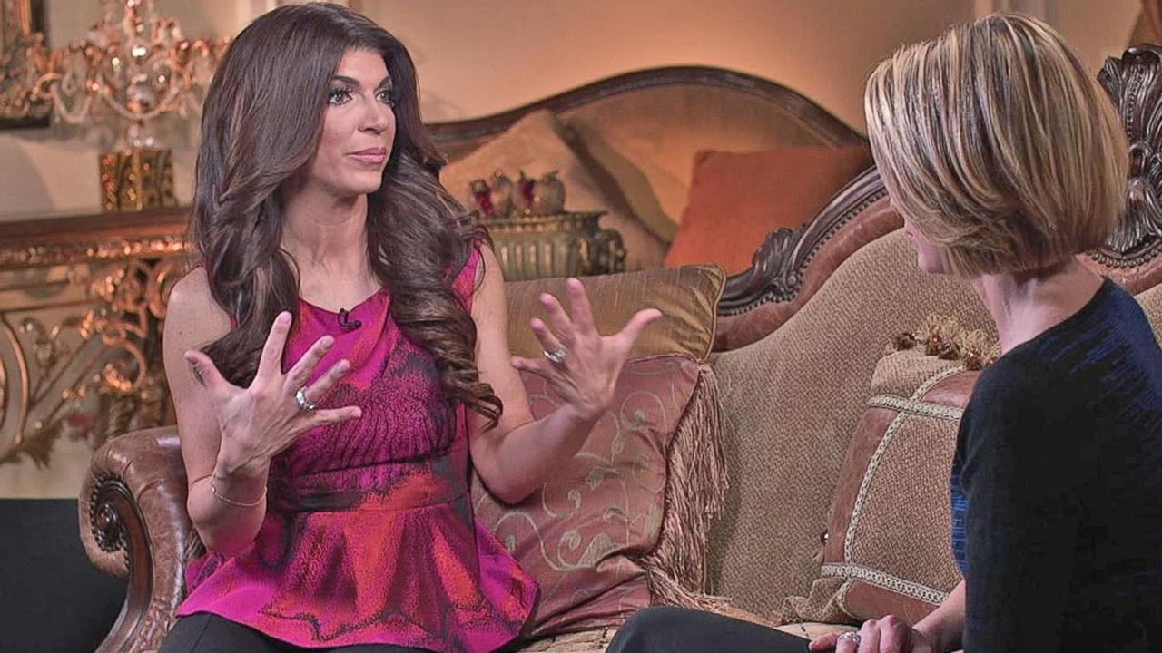 EXCLUSIVE: 'Real Housewives' Star Teresa Giudice Says Prison Was Like 'Living in Hell'