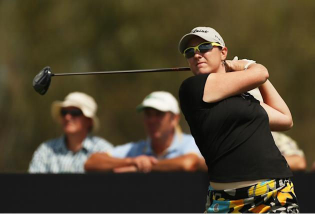 New Zealand Women's Golf Open - Day 3