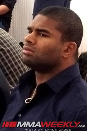 Alistair Overeem Recieves Fight License from Nevada Commission to Compete at UFC 156