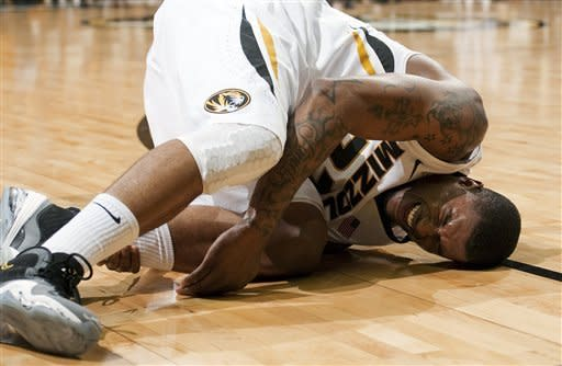 No. 17 Missouri whips struggling Georgia 79-62