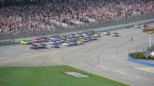 NASCAR Aaron's 499 Schedule for May 5, 2013