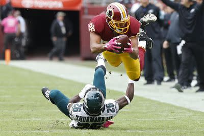 NFL 2015 schedule and results: Washington marches 90 yards for win over Eagles