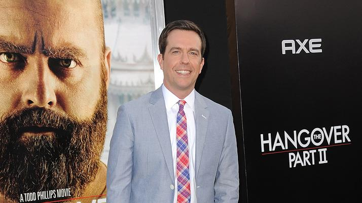 The Hangover Part II LA Premiere 2011 Ed Helms