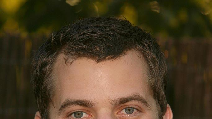 Joshua Jackson arrives at The Serpentine Gallery Summer Party at Regents Park. -  July 11, 2007