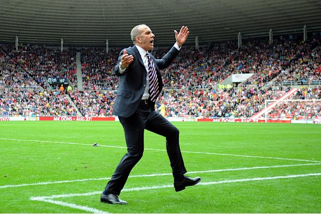 Soccer - Barclays Premier League - Sunderland v Fulham - Stadium of Light