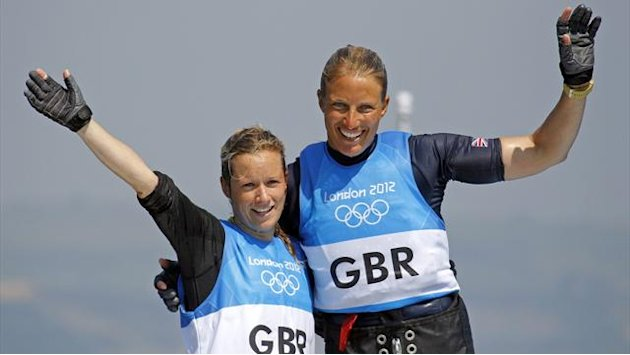GB take men's and women's Olympic 470 silver