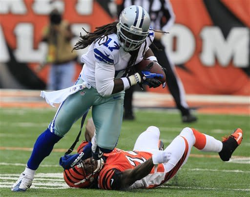 Grieving Cowboys beat Bengals 20-19 on FG