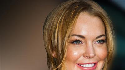 Lohan Tells Letterman Rehab Is a `Blessing'