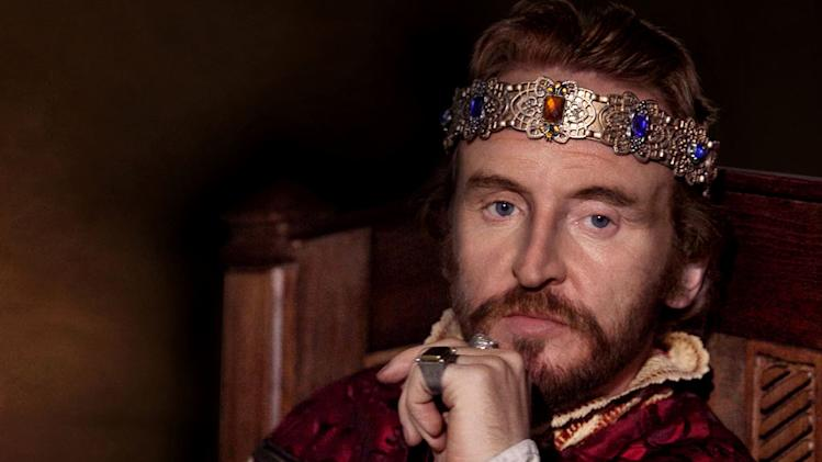 "Tony Curran as Stephen in ""The Pillars of the Earth."""