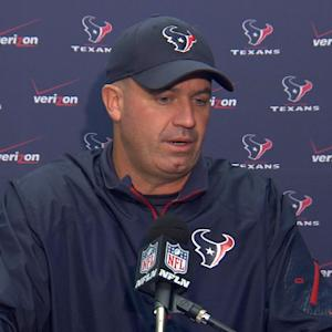Houston Texans head coach Bill O'Brien: We did the necessary things to win