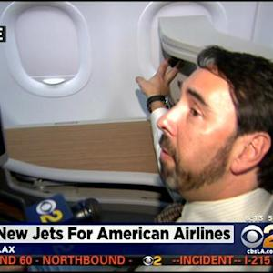 American Airlines Introduces New Airbus Jet To LAX Fleet