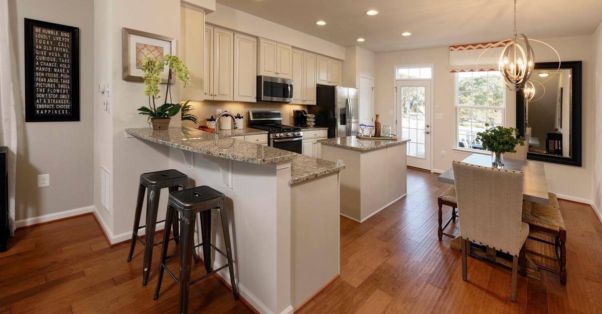 Now Open—Townhomes in Commuter's Dream Location