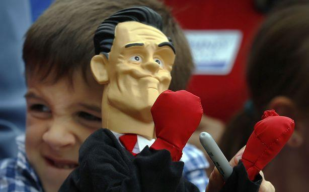 Gallup Gives Romney Just a 1-Point Lead