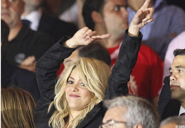 Shakira : La chanteuse et Gerard Piqu sengagent pour lUNICEF