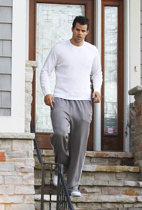Kris Humphries Leaves Home