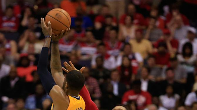 Indiana Pacers v Washington Wizards - Game Four