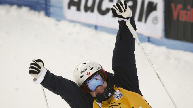 Canada's Kingsbury, Dufour-Lapointe win