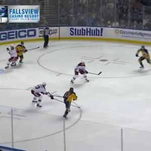 Mike Smith Save on Tyler Ennis (03:48/2nd)