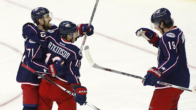 Atkinson, Tyutin lead Blue Jackets past Capitals 4-3