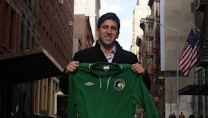 Former MLS Cup MVP Eskandarian joins staff of NASL's New York Cosmos