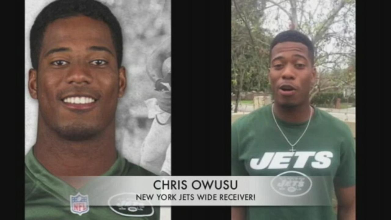 Jets Players Help With Epic Prom Proposal