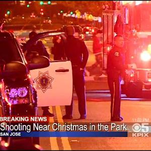 Man Found Shot Near San Jose's Christmas In The Park