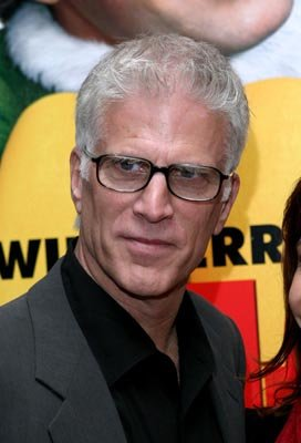 Premiere: Ted Danson at the New York premiere of New Line's Elf - 11/2/2003