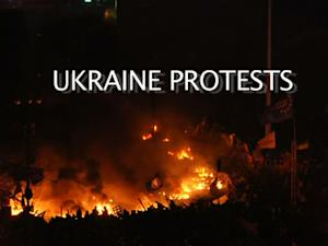Ukraine's President, Protesters Agree on Truce