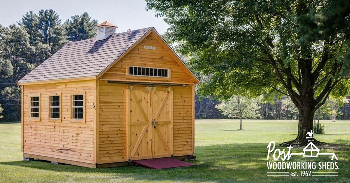 Free Install & Delivery on Sheds