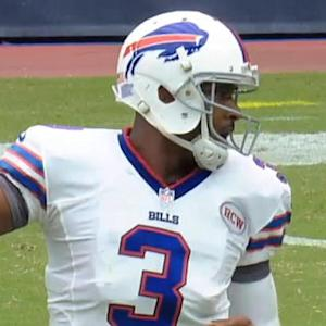 What will the Buffalo Bills do at their quarterback position in 2015?