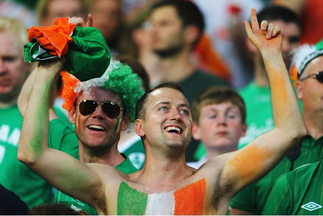 Italy v Ireland - Group C: …