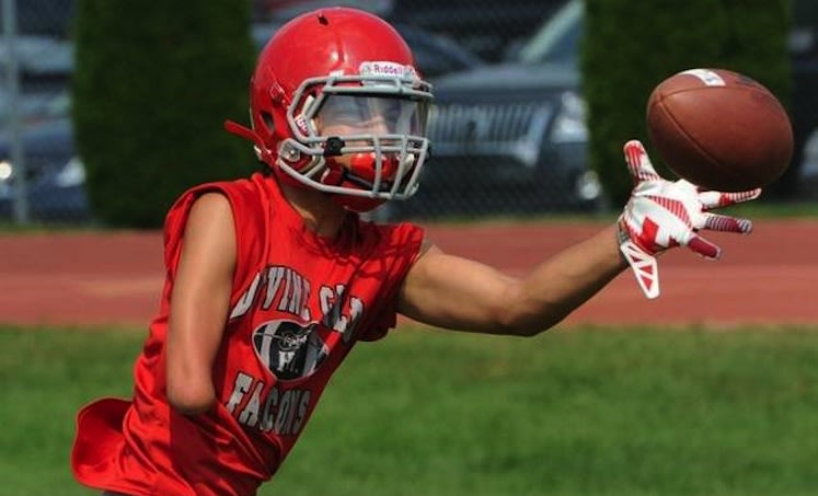 Divine Child's Geno Policicchio could be a breakout star with just one arm — Detroit News