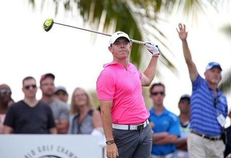 McIlroy: Apology saved me $20,000 in fines from Doral club throw