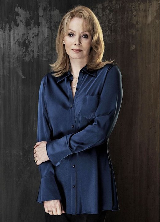 Jean Smart  as Martha Logan in 24 on FOX.