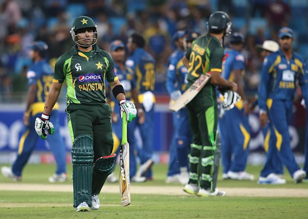 T20 International: Pakistan v Sri Lanka