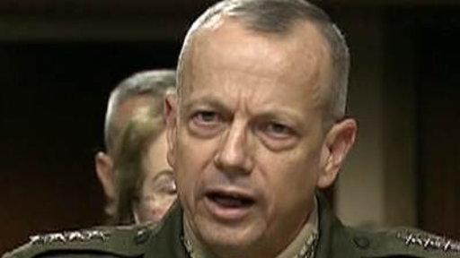 Gen. John Allen Cleared by Pentagon