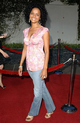 Premiere: Victoria Rowell at the Hollywood premiere of Paramount Classics' Hustle & Flow - 7/20/2005